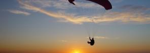 Paragleiten, Drachenfliegen und Segelfliegen